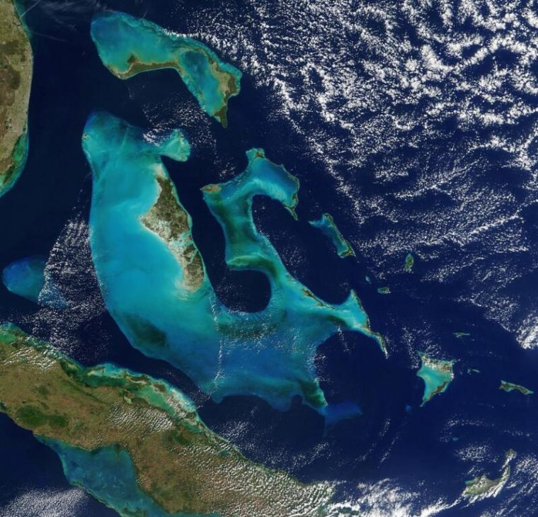 Geography of Bahamas