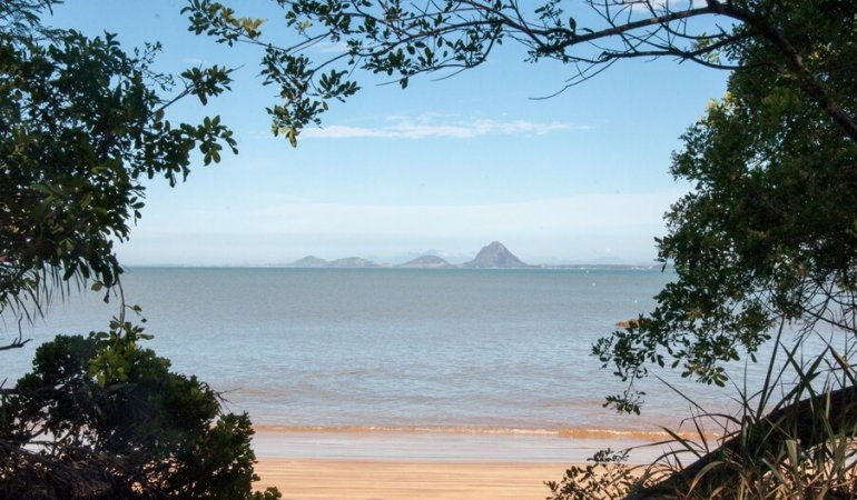 Holidays in Castelhanos Beach, Brazil