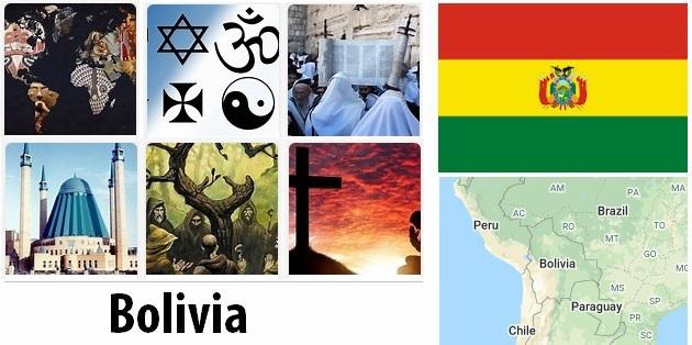 Bolivia Religion