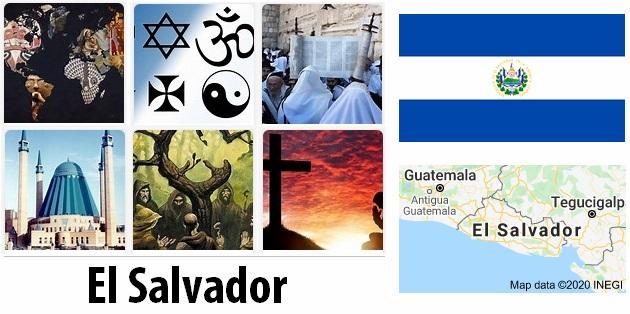 El Salvador Religion