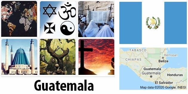 Guatemala Religion