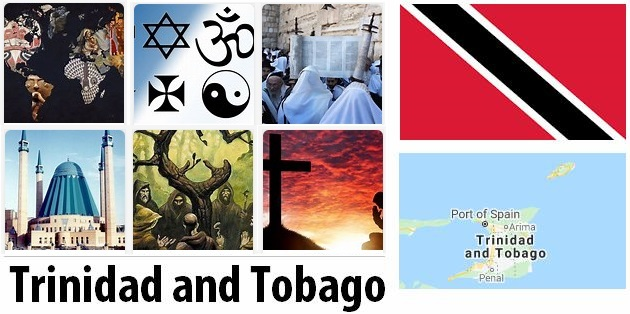 Trinidad and Tobago Religion