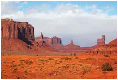 Utah's landscape