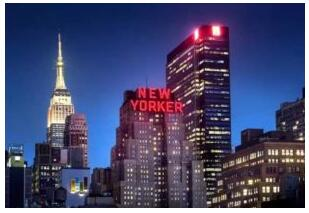 The New Yorker Hotel - Iconic 4-star hotel