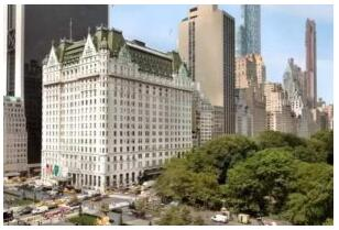 The Plaza Hotel - Luxury hotel with 5 stars