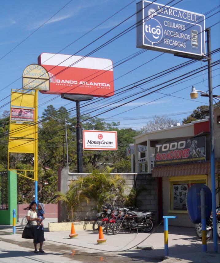 Honduras Foreign Trade
