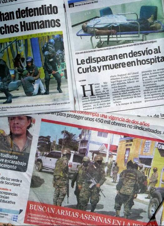 Honduras Media