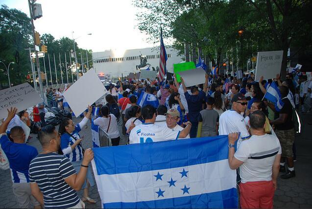 Honduras Political Disputes