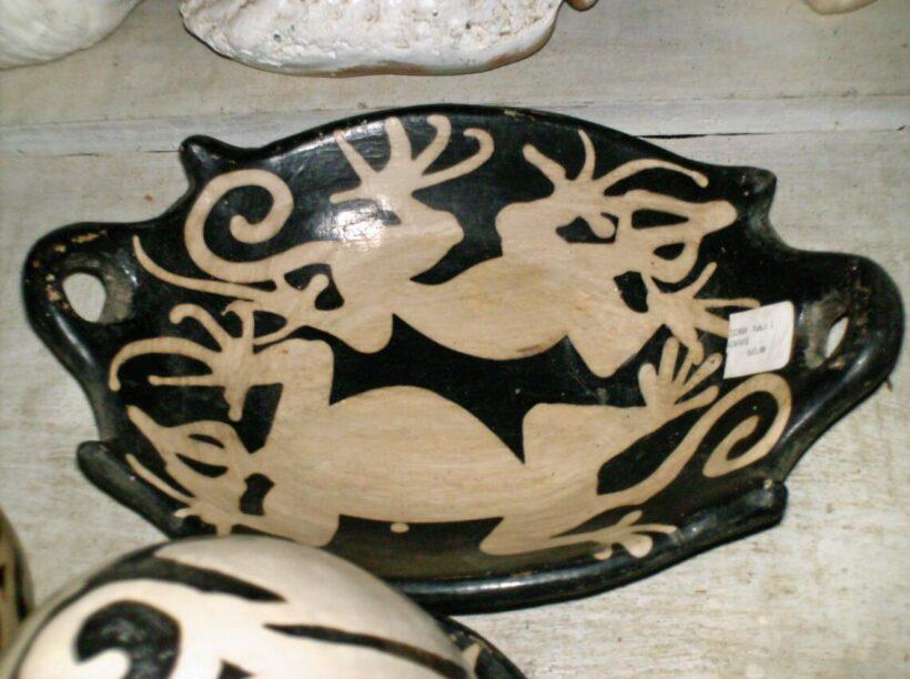 Honduras Typical Lenca ceramics