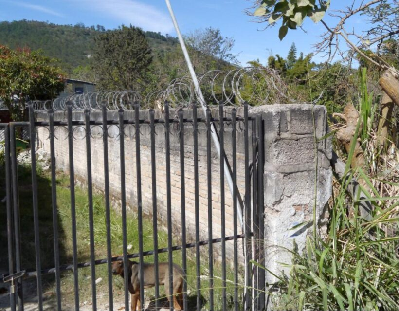 Honduras Widespread security systems