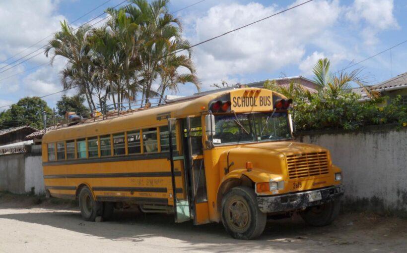 Honduras urban and rural public transportation
