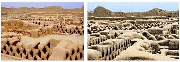 Chan Chan Ruined City (World Heritage)