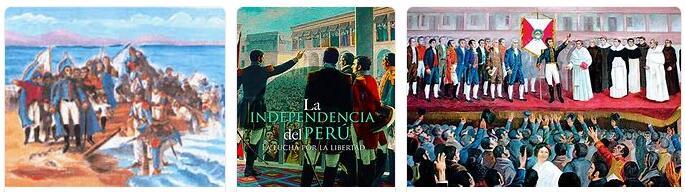Peru History - Independence