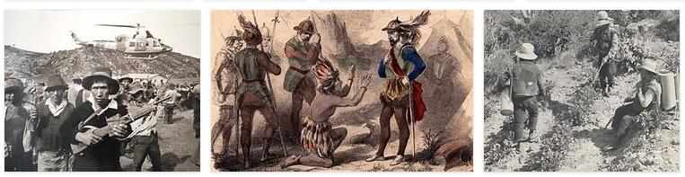 Peru History - The Revolutionary, Socialist And Humanist Regime