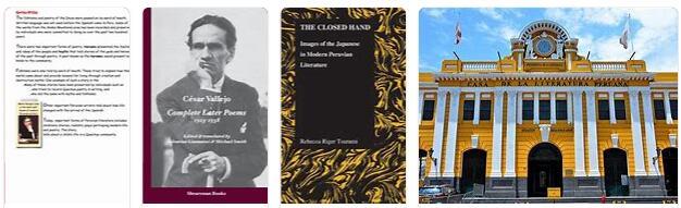 Peru Literature