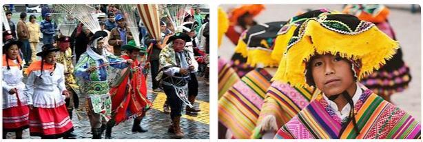 Peru Traditions