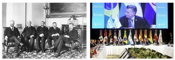 Argentina History - From The Constituent Assembly to Peronism