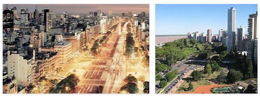 Argentina Urbanization