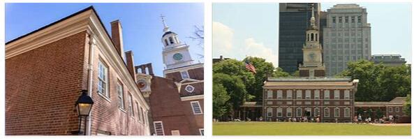 Philadelphia Independence Hall (World Heritage)